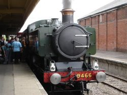 Yaxham Railway